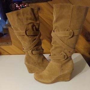 NWOT- Bjorndal leather boots size 8
